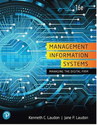 MIS 365 Management Information Systems - نظم المعلومات الإدارية